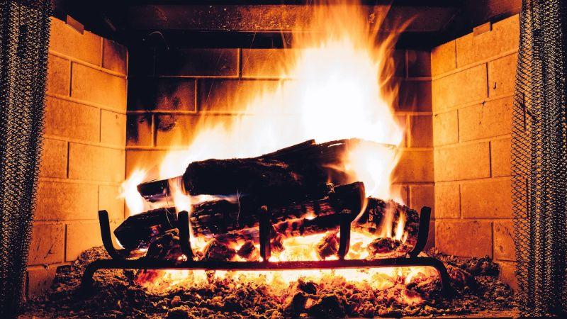 Piec do sauny na drewno