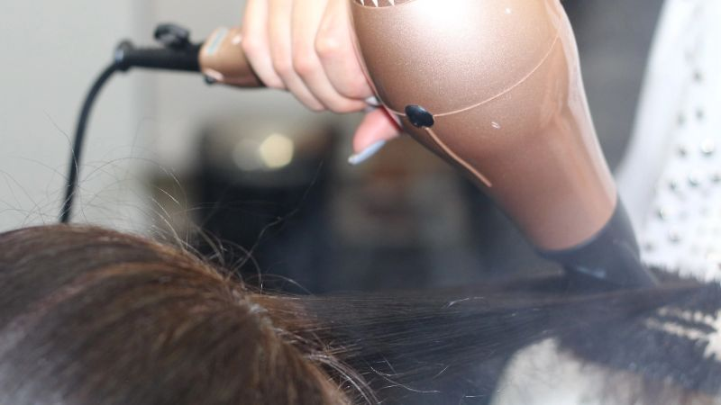 Sauna do włosów
