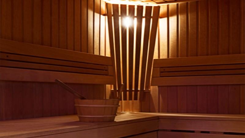 Sauna domowa sucha