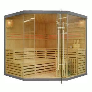 Sauna Fińska Z Piecem Ea5
